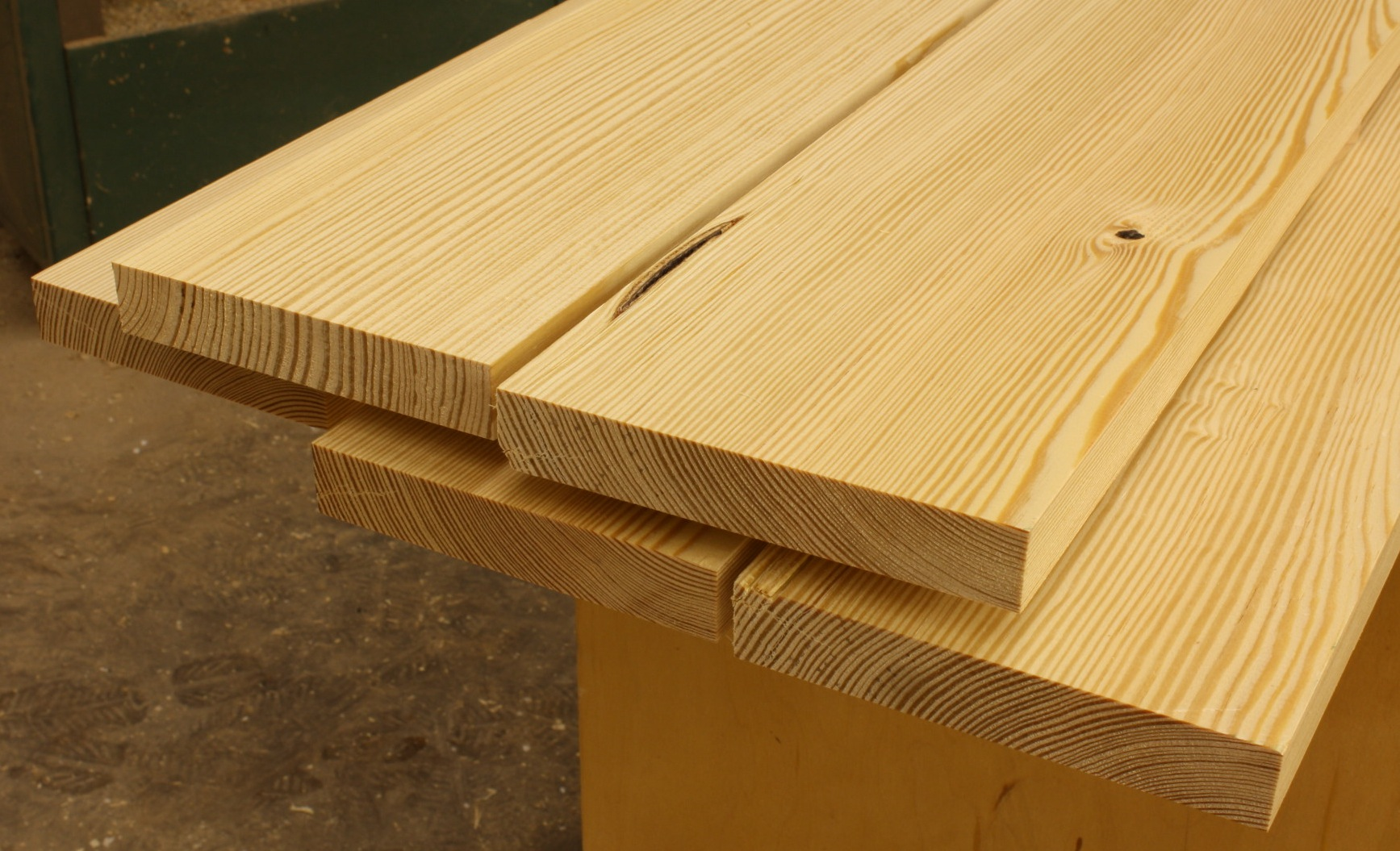 Southern Yellow Pine A Quick Fix Woodworker S Edge