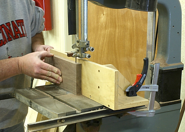 woodworking band saws