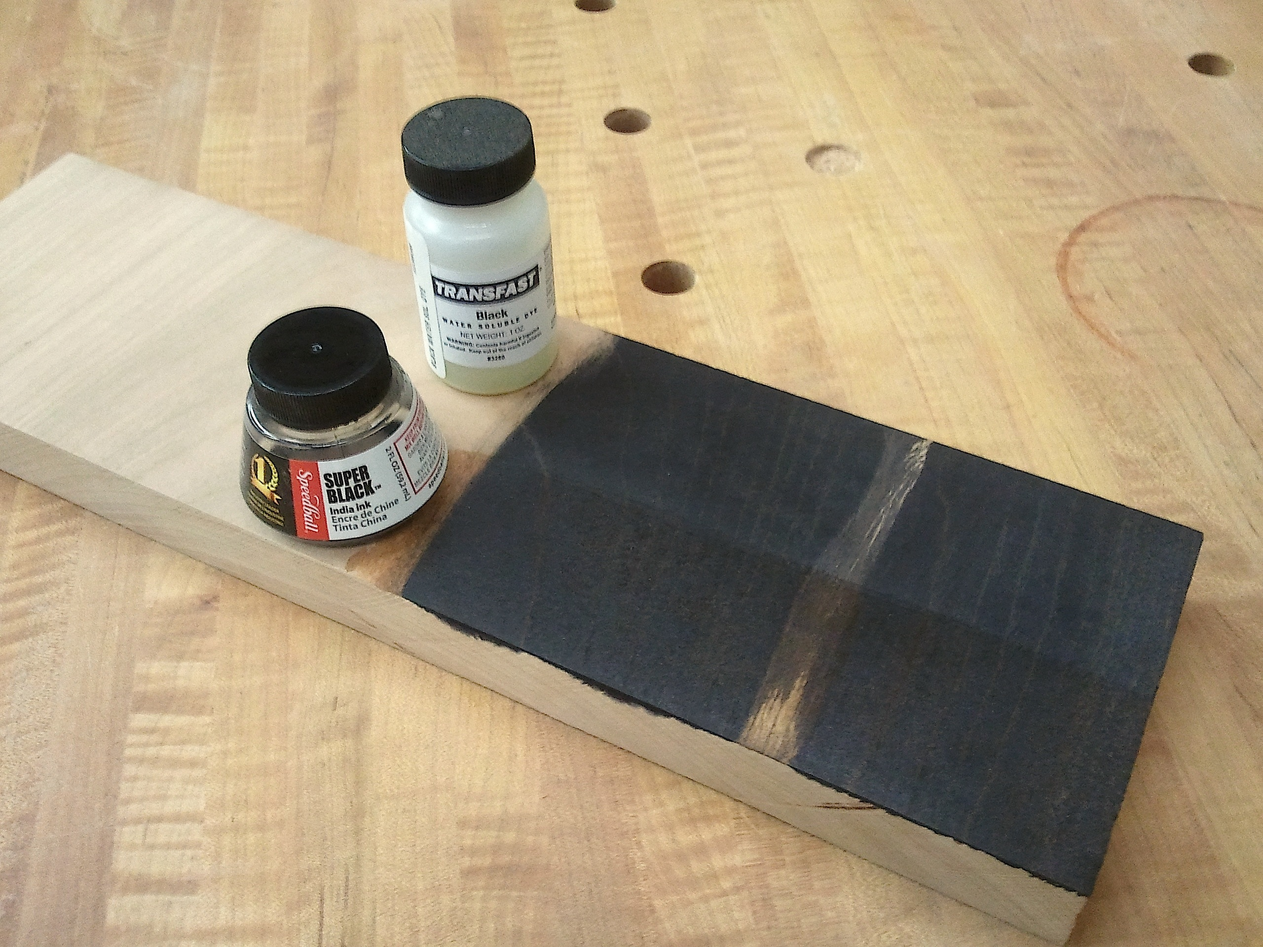 aniline wood dye