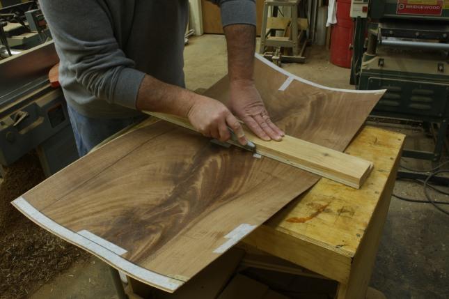 woodworking veneers