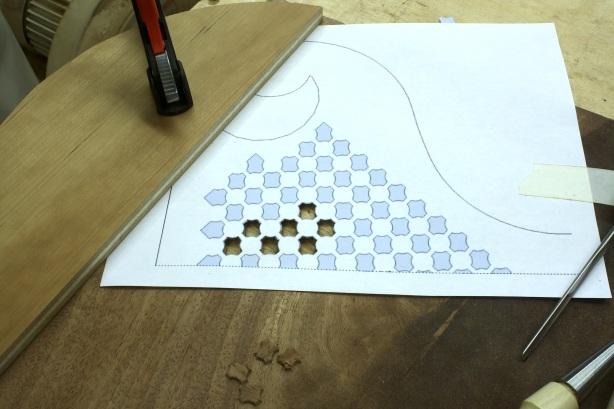 wooden mallet plan