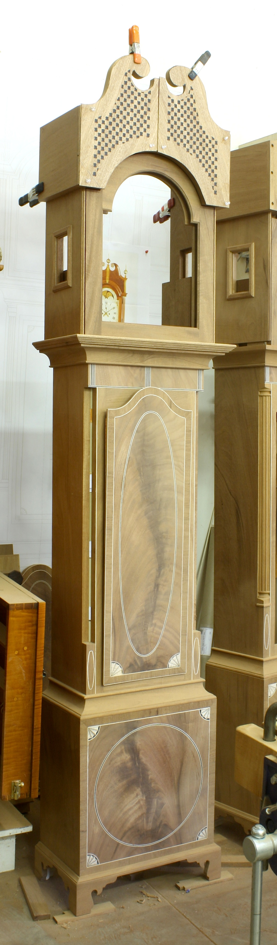 Fine Woodworking Clock Plans Woodworking Plans Desk Chair