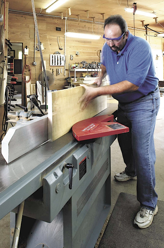 woodworking project plan