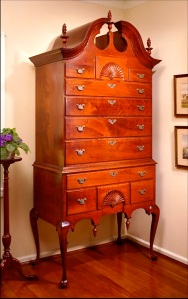 Cherry Highboy copy