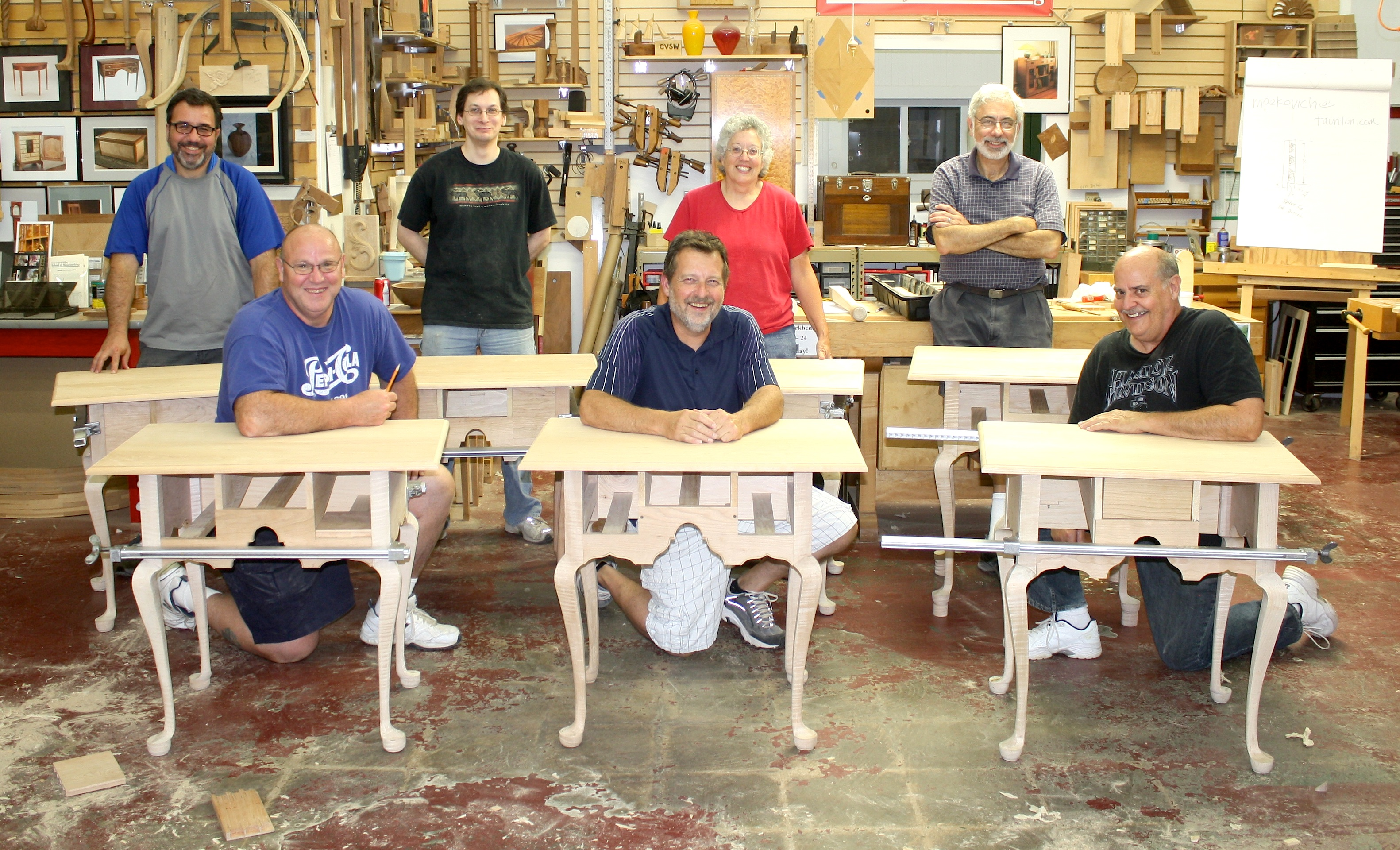 beginner woodworking classes