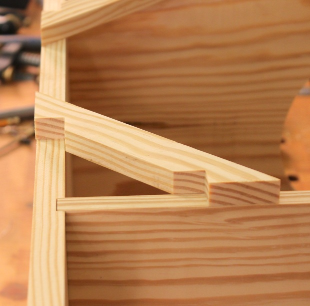 woodwork corner joints
